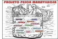 Projeto Pesca Maravilhosa: ONG Rio Gospel presta assistência a dependentes químicos