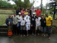 Casa de Recuperação Siloé: ONG oferece tratamento a dependentes químicos