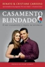 """Renato e Cristiane Cardoso, filha de Edir Macedo, farão sessão de autógrafos do livro """"Casamento Blindado"""" na Bienal de São Paulo"""
