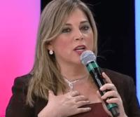 """Internauta publica foto de """"macumba"""" para Marisa Lobo perder a eleição; Candidata rebate: """"Deus me protege"""""""