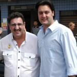 Candidato à prefeitura de Curitiba, filho do apresentador Ratinho pede apoio ao pastor Silas Malafaia