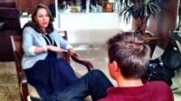 Culto das Princesas e dos Príncipes no Fantástico: pastora Sarah Sheeva grava entrevista para o programa da TV Globo