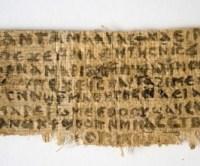 """Papiro que sugere que Jesus teria sido casado gera protestos de cristãos; Especialista afirma tratar-se de uma """"fraude"""""""