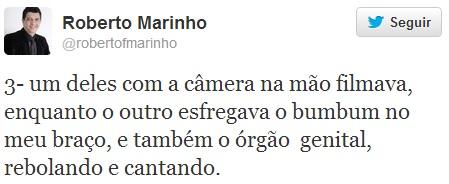 twitter roberto marinho