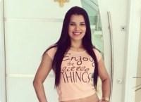 Juliane Almeida, ex-dançarina do 'É o Tchan' estará no seriado gospel 'Identidade'