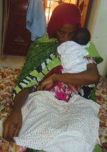 """Meriam Ibrahim busca refúgio contra perseguição no Sudão e diz: """"Meu destino está nas mãos de Deus"""""""
