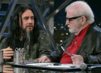 """Pastor de """"igreja de metaleiros"""" é entrevistado no Programa do Jô e afirma estrar """"na contramão dos sistemas religioso e do heavy metal"""""""