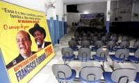 Fiscais do TRE apreendem material de campanha em filiais das igrejas Mundial, Assembleia de Deus e Internacional da Graça