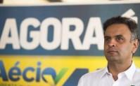 """Aécio diz a líderes evangélicos que tem """"compromisso com a moralidade"""" e combaterá a corrupção"""