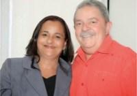 """Lindinalva Silva, irmã de Lula, pede que eleitores votem em Aécio: """"O melhor para o Brasil""""; Assista"""
