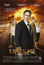 """Filme """"Deixados Para Trás"""" com Nicolas Cage muda de nome: """"O Apocalipse""""; Assista ao trailer"""