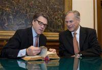 Tradição: governadores do Texas deixam versículo bíblico para inspirar seus sucessores há 90 anos