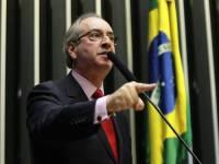 Eduardo Cunha, integrante da bancada evangélica, é eleito presidente da Câmara dos Deputados