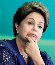 Brasileiro desaprova governo Dilma e considera a presidente mentirosa e desonesta, diz pesquisa