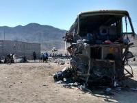 Grave acidente entre ônibus e caminhão tira a vida de 28 evangélicos que voltavam de culto