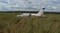 """""""Deus ajudou"""", diz piloto sobre pouso forçado de avião que transportava Angélica e Luciano Huck"""