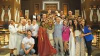 Novela Os Dez Mandamentos alavanca audiência da Record à vice-liderança novamente