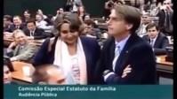 Desmentida por Silas Malafaia na Câmara, deputada petista abandona audiência; Assista