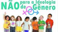 Evangélicos e católicos realizam protesto contra ensino da identidade de gênero nas escolas