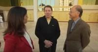 Encontro de Edir Macedo e Silvio Santos no Templo de Salomão rende a maior audiência do ano à Record; Assista