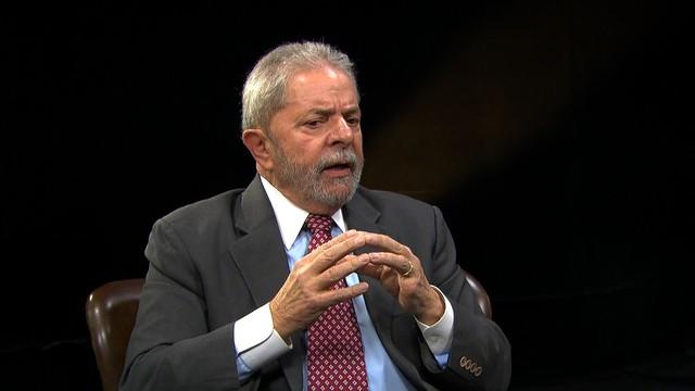 Ex-presidente Lula se exime de culpa e acusa Deus de omissão na corrupção da Petrobras