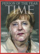 """TIME aponta cristã Angela Merkel como personalidade do ano por """"liderança moral"""" na crise dos refugiados"""