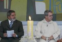 """Frei Betto compara Lula a Jesus e diz que Cunha traiu o ex-presidente """"por 30 dinheiros"""""""