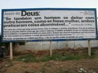 Justiça mantém decisão que proíbe igreja de publicar mensagens contra a homossexualidade