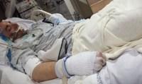 """Homem encontrado """"morto"""" por hipotermia se recupera sem sequelas e médicos admitem milagre"""