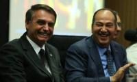 Jair Bolsonaro filia-se ao PSC e diz que tem pedido ajuda de Deus para ser presidente do Brasil
