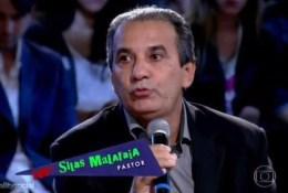 Silas Malafaia no Na Moral: saiba como foi a participação do pastor no programa da Globo