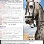 Programa Feria del Caballo Ciudad Rodrigo 2015