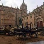 Las tres novedades del Rodaje Romeo y Julieta en Salamanca 2016