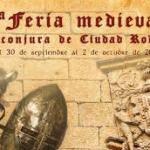 Programa Feria Medieval Ciudad Rodrigo 2016