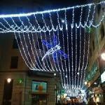 Luces de Navidad en las calles de Salamanca 2016 2017