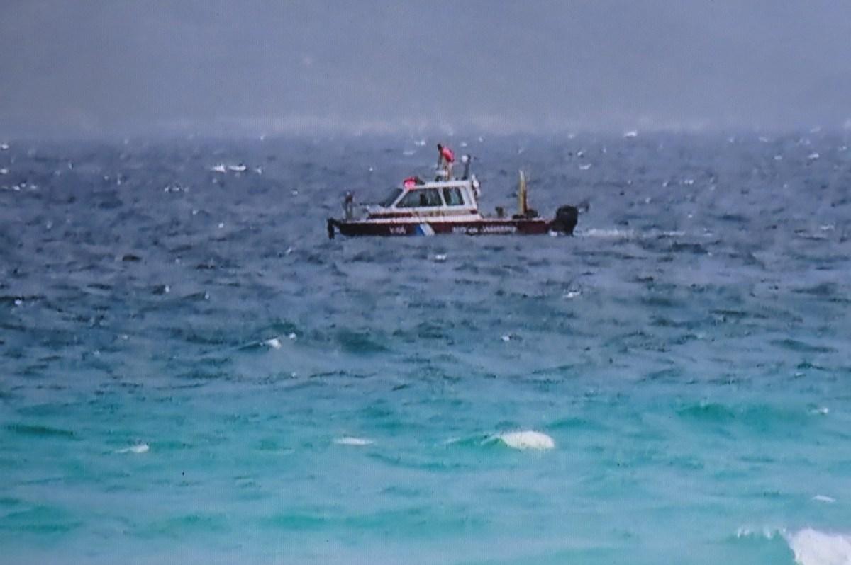 CABO FRIO - Criança é decapitada por lancha na Praia do Forte, em Cabo Frio