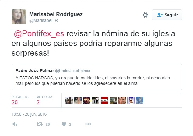 La ex de Chávez vuelve a ser noticia por estos mensajes