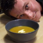 Soup and the smiling face of Culch.ie
