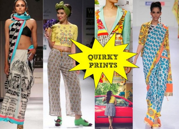 What's trending: Quirky Prints
