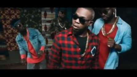 VIDEO: Harrysong ft. Olamide, Kcee, Iyanya & Orezi - Reggae Blues