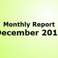 Monthly Report December 2012