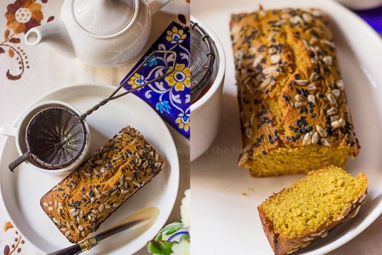 Quinoa Oats Bread