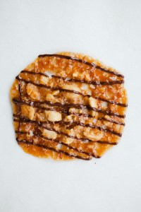 Salted Peanut Florentines // Not Without Salt