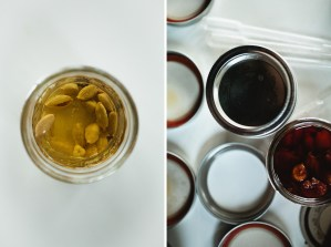 homemade bitters // notwithoutsalt.com