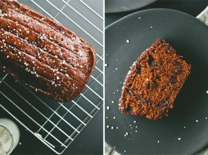 Salted Caramel Date Loaf // Not Without Salt