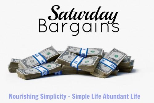 saturday bargains 1