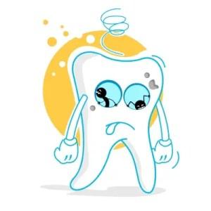 Sad Tooth - Cavity