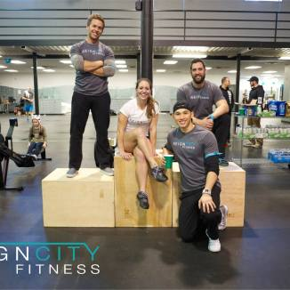 Reign City Fitness