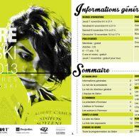 Programmation papier / Salon du livre de Rimouski