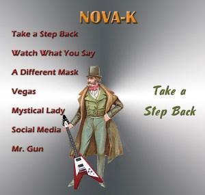 Take a Step Back album cover